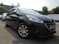 USED 2012 62 PEUGEOT 208 1.4 ACCESS PLUS HDI 3d 68 BHP FREE YEARLY ROAD TAX