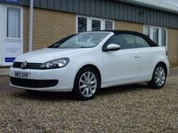 2012 VOLKSWAGEN GOLF 1.6 SE TDI BLUEMOTION TECHNOLOGY 2d 104 BHP £6995.00