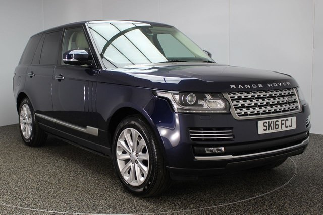 LAND ROVER RANGE ROVER at Dace Motor Group