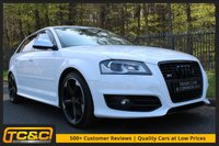 USED 2011 61 AUDI A3 2.0 S3 SPORTBACK TFSI QUATTRO BLACK EDITION 5d AUTO 265 BHP A STUNNING S3 WITH GREAT SPEC AND FULL DEALER HISTORY!!!