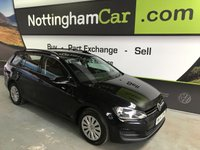 USED 2014 14 VOLKSWAGEN GOLF 1.6 S TDI BLUEMOTION TECHNOLOGY 5d 103 BHP