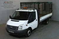 USED 2010 60 FORD TRANSIT 2.4 350 115 BHP EXTRA LWB TWIN WHEEL DROPSIDE LORRY TAIL LIFT BED LENGTH 13 FOOT FULL S/H