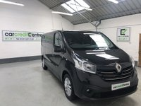 USED 2017 67 RENAULT TRAFIC 1.6 LL29 SPORT NAV DCI 1d 120 BHP