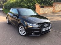 USED 2011 61 AUDI A1 1.6 TDI SPORT 3d 103 BHP PLEASE CALL TO VIEW
