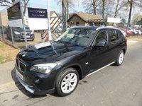 2010 BMW X1 2.0 XDRIVE18D SE 5d 141 BHP