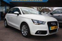 2013 AUDI A1 1.6 SPORTBACK TDI SPORT 5dr 103 BHP £8495.00