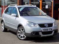 USED 2008 08 VOLKSWAGEN POLO 1.4 Dune TDI 5dr ** Rare Low Miles Example **