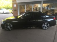 2016 BMW 3 SERIES 2.0 330E M SPORT 4d AUTO 181 BHP £17995.00