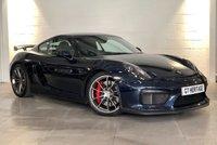 2015 PORSCHE CAYMAN GT4 380 BHP [SPORTS CHRONO] £69997.00