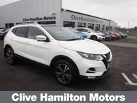 USED 2018 18 NISSAN QASHQAI 1.5 N-CONNECTA DCI 5d 108 BHP GLASS ROOF PK