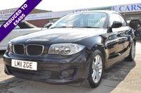 USED 2011 11 BMW 1 SERIES 2.0 118D ES 2d 141 BHP