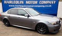 USED 2008 58 BMW 5 SERIES 3.0 535D M SPORT 4d AUTO 282 BHP