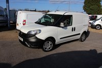 2016 FIAT DOBLO 1.2 16V MULTIJET 1d 90 BHP NEW SHAPE !! £5295.00