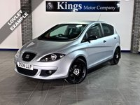 USED 2006 06 SEAT ALTEA 1.9 REFERENCE SPORT TDI 5dr  FSH , Belt Changed, NEW MOT , Lovely Example !! Great Value