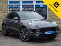 USED 2015 65 PORSCHE MACAN 3.0 D S Turbo Diesel PDK Auto 4X4 5 Dr