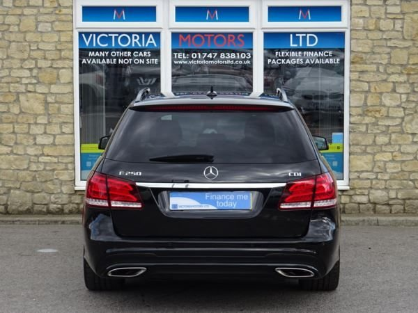 MERCEDES-BENZ E-CLASS at Victoria Motors Ltd