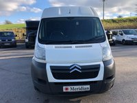 USED 2012 62 CITROEN RELAY 2.2 HDI 35 L3H2 LWB 130PS *PRICED CHEAP TO SELL*