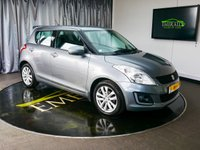 USED 2013 63 SUZUKI SWIFT 1.2 SZ3 5d 94 BHP £0 DEPOSIT FINANCE AVAILABLE, AIR CONDITIONING, BLUETOOTH CONNECTIVITY, CLIMATE CONTROL, DAYTIME RUNNING LIGHTS, STEERING WHEEL CONTROLS, TRIP COMPUTER, USB INPUT