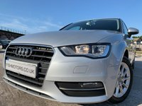 USED 2013 63 AUDI A3 1.6 TDI SE 5d 104BHP NEWER SHAPE 2KEYS+HISTORY+1FORMER KEEPER+