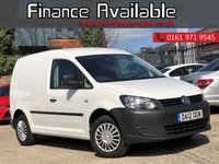 USED 2012 12 VOLKSWAGEN CADDY 1.6 C20 TDI 75 1d 74 BHP 1 FORMER KEEPER