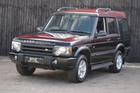 USED 2004 04 LAND ROVER DISCOVERY 2.5 PURSUIT S TD5 5d 136 BHP Service History