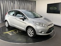 USED 2010 10 FORD FIESTA 1.4 ZETEC 16V 5d 96 BHP £0 DEPOSIT FINANCE AVAILABLE, AIR CONDITIONING, AUX INPUT, CD/MP3/RADIO, CLIMATE CONTROL, CLOTH UPHOLSTERY, QUICK CLEAR HEATED WINDSCREEN, STEERING WHEEL CONTROLS, TRIP COMPUTER, USB INPUT, VOICE CONTROLS
