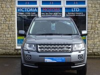 USED 2013 63 LAND ROVER FREELANDER 2.2 SD4 HSE [TOP SPEC] Turbo Diesel Auto 4X4 5 Dr