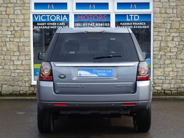 LAND ROVER FREELANDER at Victoria Motors Ltd