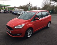 USED 2016 16 FORD GRAND C-MAX 1.5 TDCI ZETEC AUTOMATIC 120 BHP THIS VEHICLE IS AT SITE 1 - TO VIEW CALL US ON 01903 892224