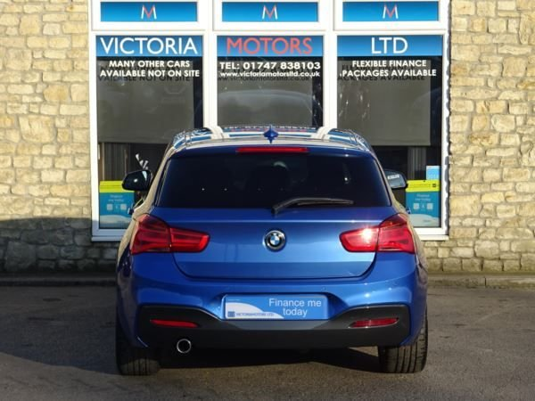 BMW 1 SERIES at Victoria Motors Ltd