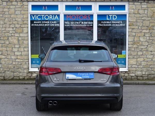 AUDI A3 at Victoria Motors Ltd