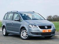 USED 2010 10 VOLKSWAGEN TOURAN 1.9 TDI SE MPV 5dr Diesel Manual (5 Seats)  LEFT HAND DRIVE