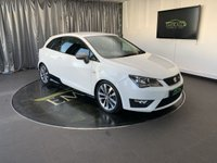 USED 2016 66 SEAT IBIZA 1.2 TSI FR TECHNOLOGY 3d 109 BHP £0 DEPOSIT FINANCE AVAILABLE, AIR CONDITIONING, AUTOMATIC HEADLIGHTS, AUX INPUT, BLUETOOTH CONNECTIVITY, CLIMATE CONTROL, CRUISE CONTROL, DAB RADIO, DAYTIME RUNNING LIGHTS, HEATED DOOR MIRRORS, SATELLITE NAVIGATION, STEERING WHEEL CONTROLS, TINTED WINDOWS, TOUCH SCREEN HEAD UNIT, TRIP COMPUTER