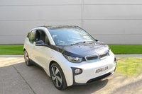 USED 2017 66 BMW I3 0.6 I3 RANGE EXTENDER 5d AUTO 168 BHP RANGE EXTENDER PACK- VERY LOW MILES. MANY EXTRAS. UK DELIVERY A PLEASURE