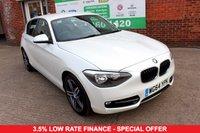 USED 2015 64 BMW 1 SERIES 1.6 114I SPORT 5d 101 BHP +LOW MILES +3 STAMP FSH.