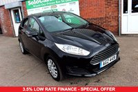 USED 2016 65 FORD FIESTA 1.5 STYLE TDCI 5d 74 BHP +5DR +ONE OWNER +FSH +FREE TAX