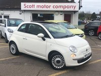 USED 2013 13 FIAT 500 1.2 Lounge