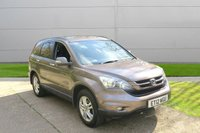 USED 2012 12 HONDA CR-V 2.0 I-VTEC SE PLUS 5d 148 BHP LOW MILEAGE FINANCE ME TODAY-UK DELIVERY POSSIBLE