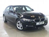 USED 2013 63 BMW 3 SERIES 2.0 316D SPORT 4d 114 BHP Bluetooth/DAB Radio/Air Con