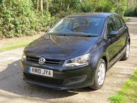 USED 2010 10 VOLKSWAGEN POLO 1.6 SE TDI 5d 74 BHP FINANCE ME TODAY- FULL DEALER FACILITIES. DELIVERY POSSIBLE RAC PASSPORT CHECKED