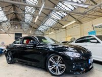 USED 2015 15 BMW 4 SERIES 2.0 425d M Sport Coupe 2dr Diesel Manual (136 g/km, 218 bhp) PERFORMANCE KIT 220BHP 1 OWN