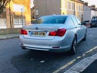 USED 2009 09 BMW 7 SERIES 3.0 730d SE 4dr FSH,SATNAV,REARCAMERA, 2KEYS
