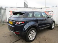 USED 2012 62 LAND ROVER RANGE ROVER EVOQUE 2.2 SD4 Pure Tech AWD 5dr 1 OWNER+FULL LEATHER+PAN ROOF