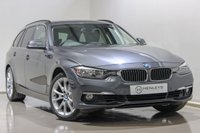 USED 2015 65 BMW 3 SERIES 3.0 330D LUXURY TOURING 5d 255 BHP
