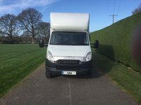 USED 2013 63 IVECO DAILY 3.0 70C17 170 BHP 20ft Luton * 11000 Miles *