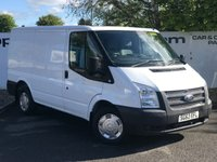 USED 2013 63 FORD TRANSIT  260 2.2 100 BHP SWB LR CHOOSE FROM OVER 85 VANS