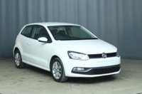 USED 2014 14 VOLKSWAGEN POLO 1.4 SE TDI BLUEMOTION 3d 74 BHP