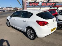 USED 2010 59 VAUXHALL ASTRA 1.4 EXCLUSIV 5d 98 BHP *** PAYMENTS LOW AS £68 A MONTH! *** 12 MONTHS WARRANTY ***