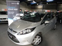 2011 FORD FIESTA 1.2 STYLE 3d 81 BHP £4290.00