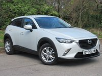 USED 2015 MAZDA CX-3 2.0 SE-L 5dr FANTASTIC LOW MILEAGE, SAT NAV